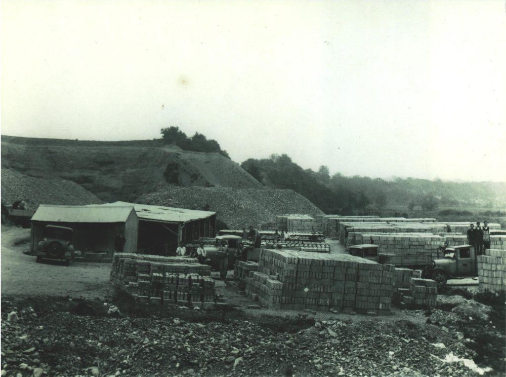 Castlemore Quarry 1934
