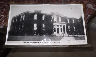 Fig 5.5: Warrenscourt House in the early twentieth century.[95]