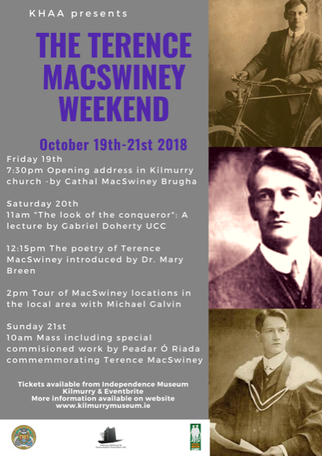 Macswiney poster