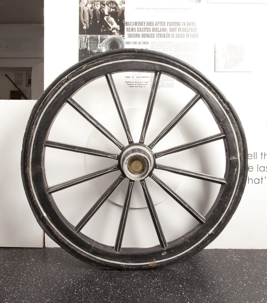 macswiney hearse wheel