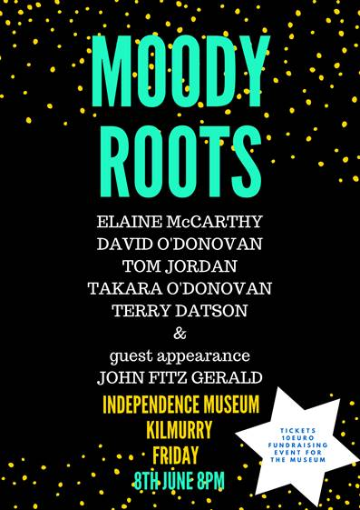 moody roots poster
